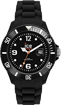 Ice-Watch Sili Forever Black Small (SI.BK.S.S.09) -- via Amazon Partnerprogramm