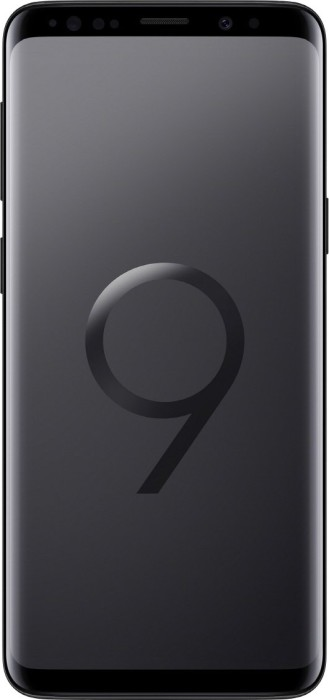 Samsung Galaxy S9 Duos G960F/DS 64GB black