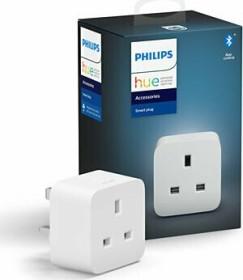 Philips Hue Smart Plug white, remote control mains socket, type G, UK (8718699689308)