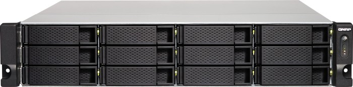 QNAP Turbo Station TS-1273U-RP-16G 72TB, 4x Gb LAN, 2x 10Gb SFP+, 2HE