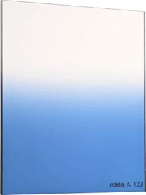 Cokin Filter gradient blue 2 A-Series (WA1T123)