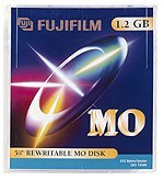 """Fujifilm MO-Disk 5.25"""" 1.2GB"""
