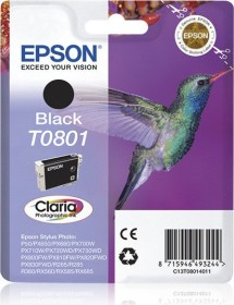Epson Tinte T0801 schwarz (C13T08014010)