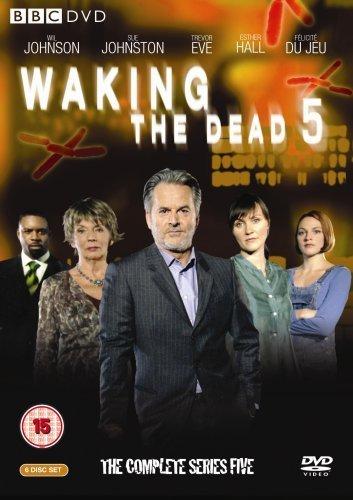 Waking The Dead Season 5 (UK) -- via Amazon Partnerprogramm