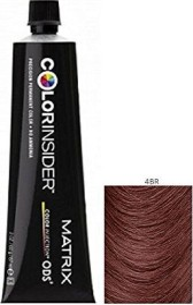 Matrix ColorInsider hair colour 4BR medium brown brown red, 60ml
