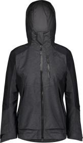 Scott Ultimate Dryo Jacke dark grey melange/grey (Damen) (272531-5519)
