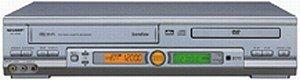 Sharp DV-NC65S silber