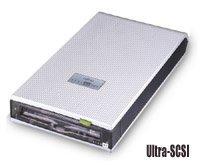 Fujitsu DynaMO 1300SF-SCSI, 1.3GB, SCSI extern