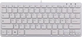 R-Go Compact white, USB, FR (RGOECAYW)