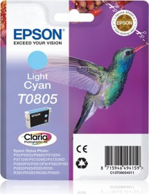 Epson Tinte T0805 cyan hell (C13T08054010)