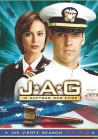 JAG - Im Auftrag der Ehre Season 4.2 (DVD)