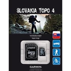 Garmin Topo Slowakei V4 (microSD) (010-11795-01)