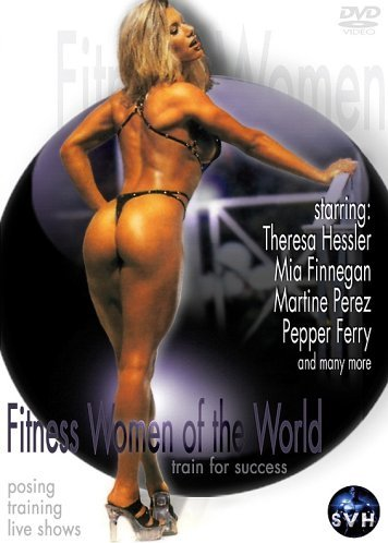 Fitness Women of the World -- via Amazon Partnerprogramm