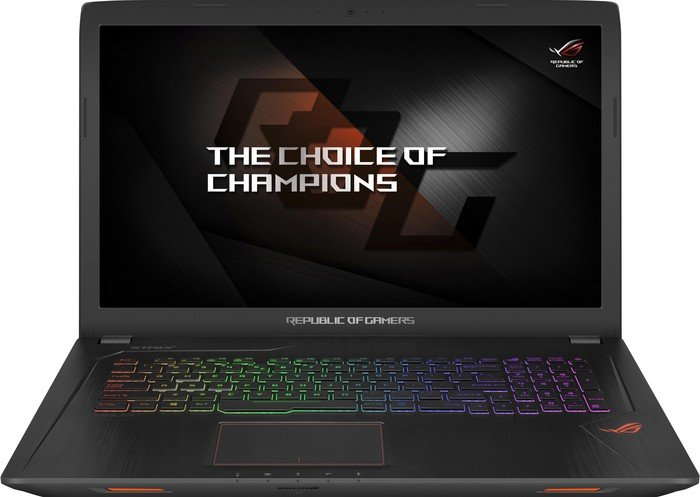 ASUS ROG Strix GL753VD-GC061T (90NB0DM2-M00850)