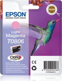 Epson Tinte T0806 magenta hell (C13T08064010)