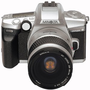 Konica Minolta Dynax 4 (SLR) (various Bundles)