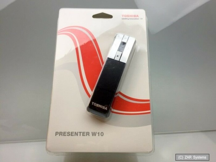 Toshiba W10 Presenter (PA3674E-1ETB) -- via Amazon Partnerprogramm