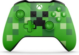 Microsoft Xbox One Wireless Controller Minecraft Creeper (Xbox One/PC)