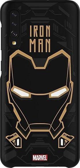 Samsung Galaxy Friends Cover Marvel's Iron Man für Galaxy A50 (GP-FGA505HIBBW)