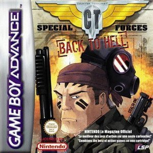 CT Special Forces 2 - Back to Hell (GBA)