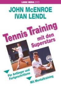 Tennis Training mit den Superstars
