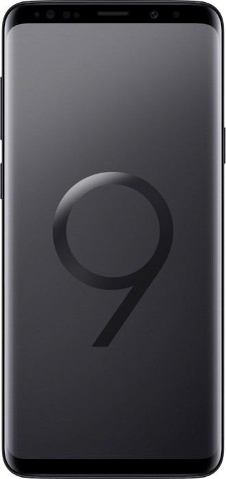 Samsung Galaxy S9+ Duos G965F/DS 64GB schwarz (SM-G965FZKD)