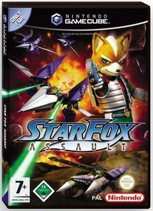 Starfox Assault (German) (GC)