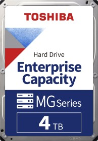 Toshiba Enterprise Capacity MG04SCA 4TB, 512e, SAS 12Gb/s (MG04SCA40EE)