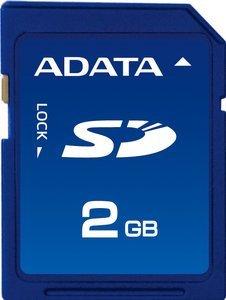 ADATA SD Card Speedy 2GB (SD50CMY02G)