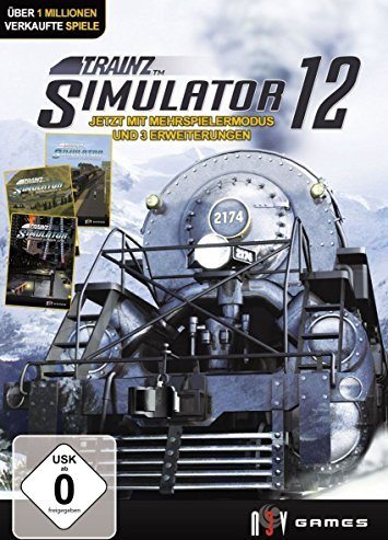 Trainz Simulator 12 (deutsch) (PC) -- via Amazon Partnerprogramm