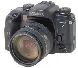 Konica Minolta Dynax 7 (SLR) (różne zestawy)