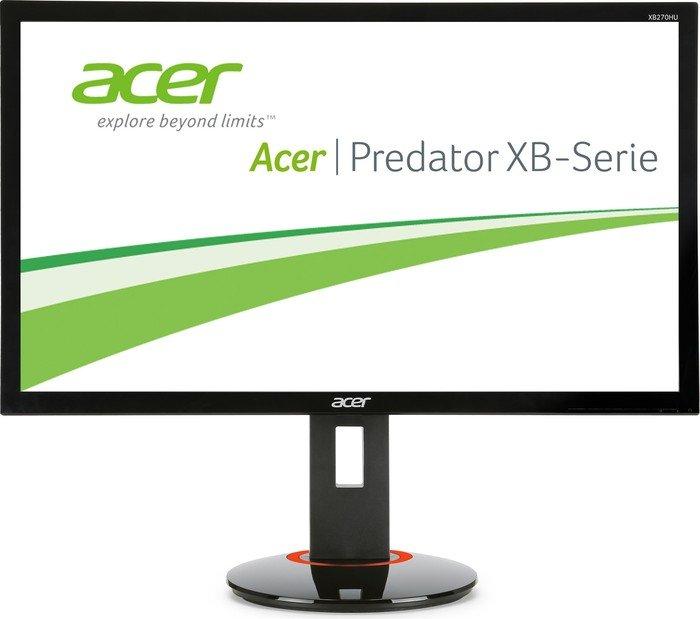 """Acer XB0 XB270HUbprz, 27"""" (UM.HB0EE.009)"""