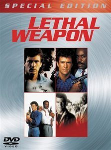 Lethal Weapon Box (movies 1-4)