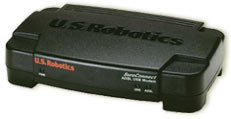 USRobotics DSL Broadband router, SureConnect, USB/Ethernet (USR029003)
