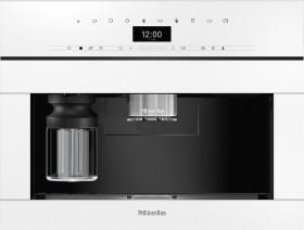 Miele CVA 7440 built-in bean to cup coffee machine brilliant white (11163040)