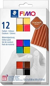Staedtler Fimo Soft Materialpackung 300g leather effect (8013 C12-2)