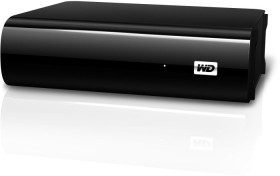 Western Digital WD My Book AV-TV 2TB, USB-B 3.0 (WDBGLG0020HBK)