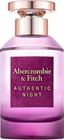 Abercrombie & Fitch Authentic Night Woman Eau de Parfum, 100ml