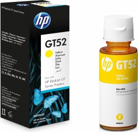 HP ink GT52Y yellow (M0H56AE)