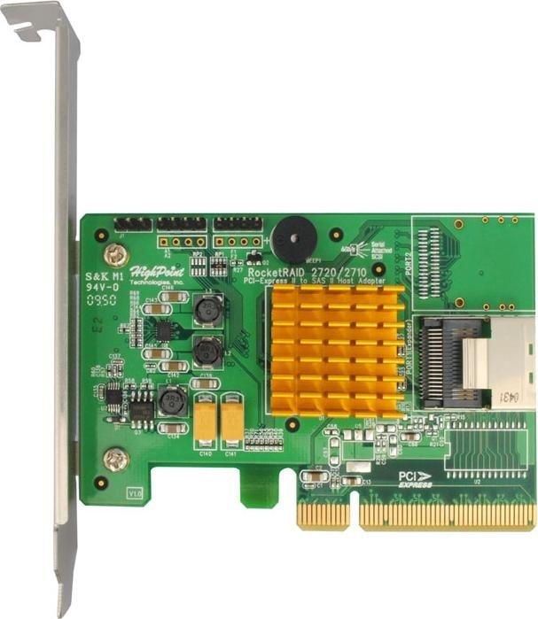 HighPoint RocketCache 3240X8, PCIe 2.0 x8 -- via Amazon Partnerprogramm