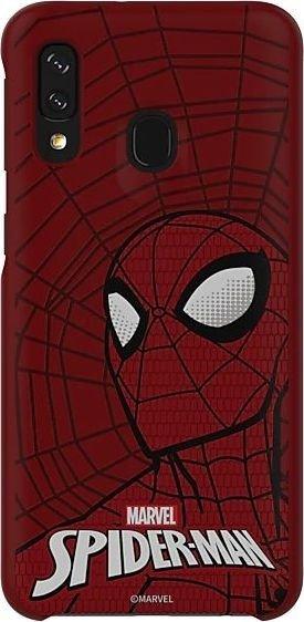 Samsung Galaxy Friends Cover Marvel's Spider Man für Galaxy A40 (GP-FGA405HIBRW)