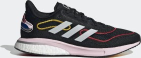adidas Supernova core black/cloud white/vivid red (Damen) (FZ0831)