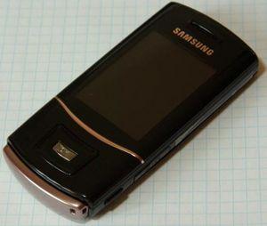 Samsung S5050 -- ©TarifAgent.com