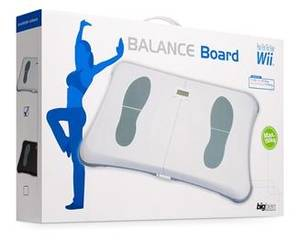 BigBen Balance board (various colours) (Wii)