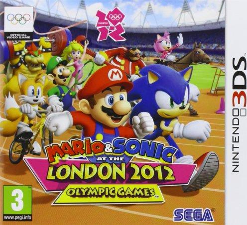 Mario & Sonic at the London 2012 Olympic Games (deutsch) (3DS) -- via Amazon Partnerprogramm