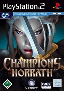 Champions of Norrath (German) (PS2)