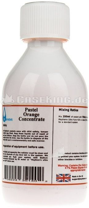 Mayhems Pastel Gigabyte orange, concentrate, 250ml