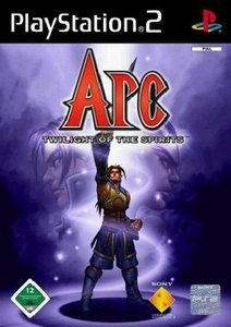 Arc - Twilight of the Spirits (niemiecki) (PS2)