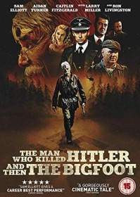 The Man Who Killed Hitler and Then the Bigfoot (DVD) (UK)