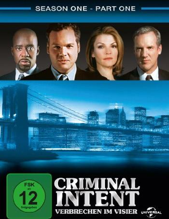 Criminal Intent Season 1.1 -- via Amazon Partnerprogramm